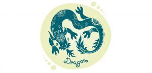 Дракон - Восточный гороскоп на 2018 год Желтой Земляной Собаки
