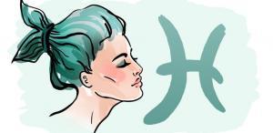 Женский гороскоп на 2018 год для знака Зодиака Рыбы (Pisces)