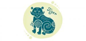 Тигр - Восточный гороскоп на 2018 год Желтой Земляной Собаки