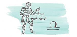 Общая характеристика знака Зодиака Весы